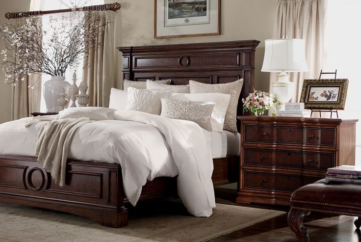 ethan allen elegance bedroom home pinterest