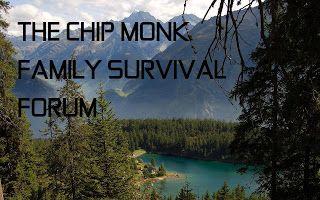 Chip monk family survival blog