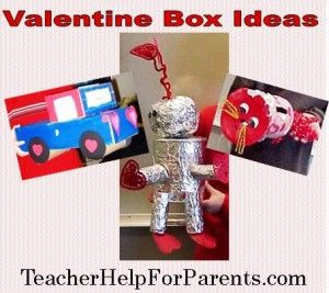 valentine box race car