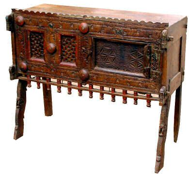 Chest From India History Of Interiors Pinterest
