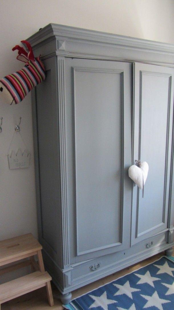 mooie kledingkast  furniture . möbel  Pinterest