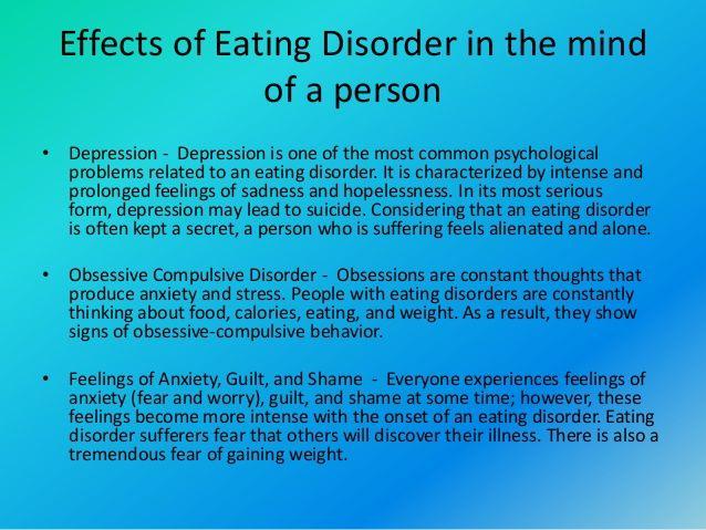 common types of depression essay
