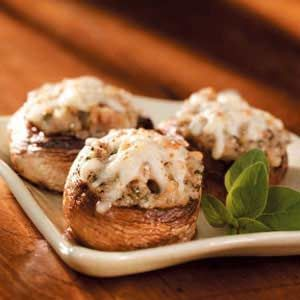 One of my favorite recipes! Clam-Stuffed Mushrooms