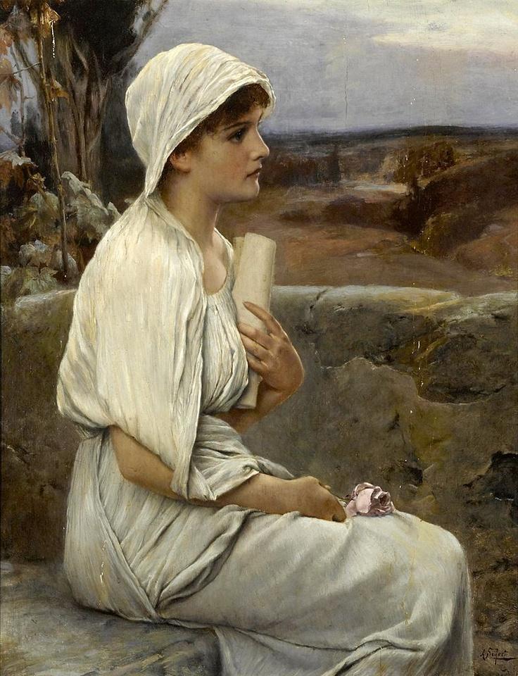 Hypatia by Alfr...