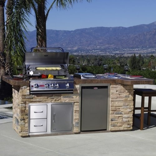 I was looking at grills, I guess I have summer on the brain.  I can't find one that is good enough for my perfect family but this one comes close