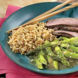 Asparagus Stir-Fry | Recipe