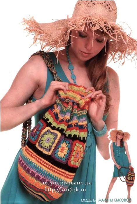 Bolsos Tejidos A Crochet Pinterest | Consejos De Fotografía