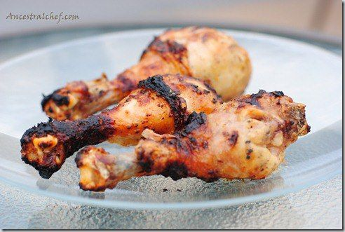 Paleo Grilled Chicken Drumsticks with Garlic MarinadePaleo Grilled Chicken Recipes