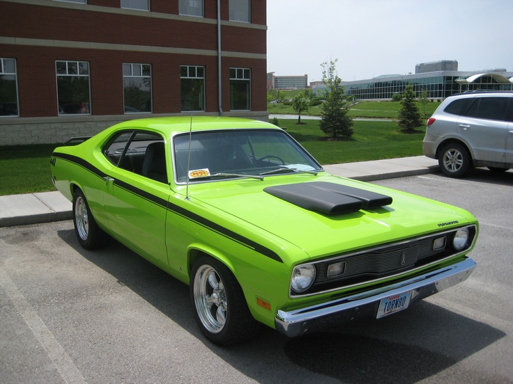 70 Plymouth Duster Bing Images
