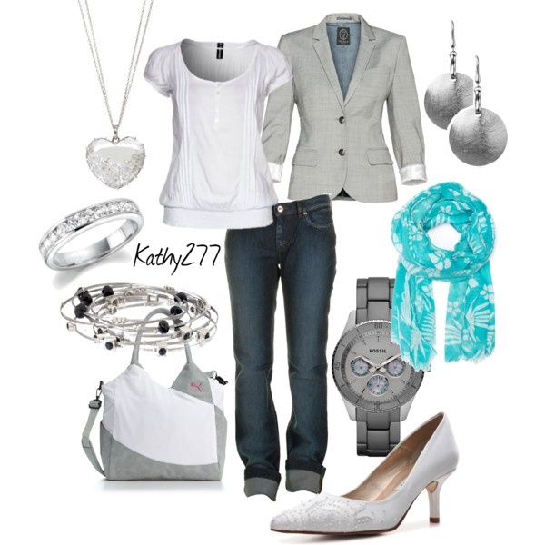 casual #19, created by kathy277 on Polyvore