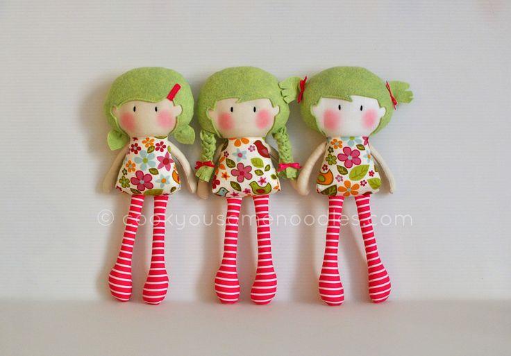 Мой Тини-Крошечный Кукла ® привлекательной женщины