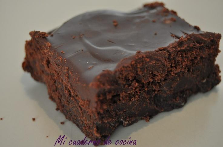 Chocolate mascarpone brownie   Sweet Tooth   Pinterest