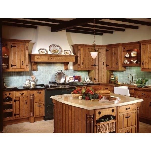 Country Kitchens, Bespoke Country House Kitchens  Violet Designs