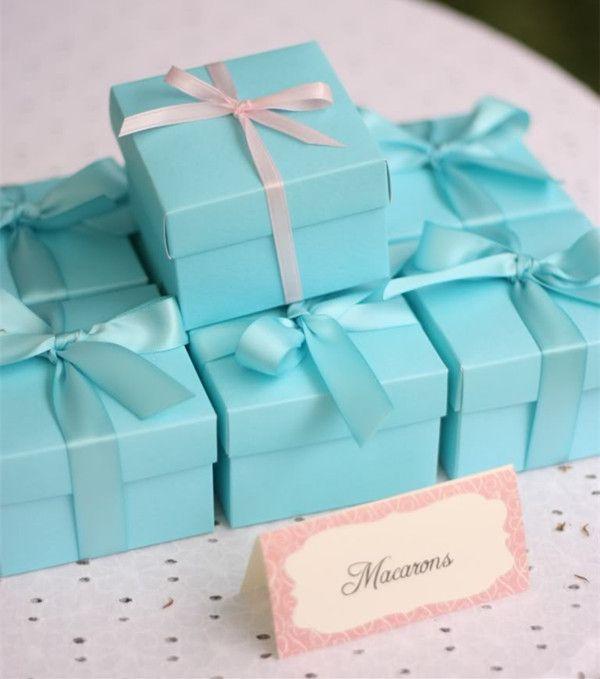 tiffany blue inpired baby shower favors boy oh boy pinterest