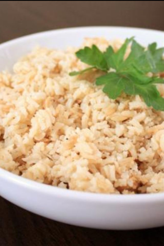 RICE PILAF Ruby Tuesday Copycat Recipe 2 1/2 teaspoons butter 1/4 ...