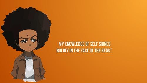 boondocks huey quotes quotesgram