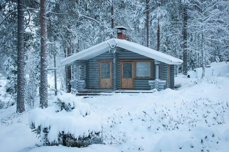 cabin in the snowy woods stuff i love pinterest On snowy cabin in the woods