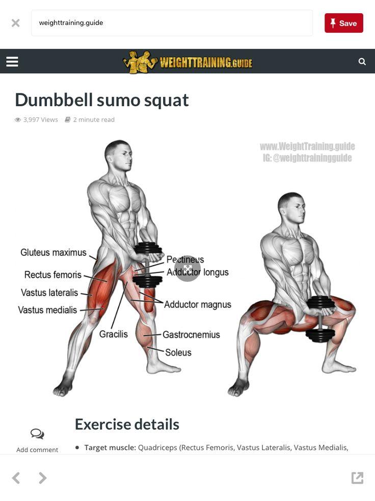 6 best dumbbell exercises for HIIT