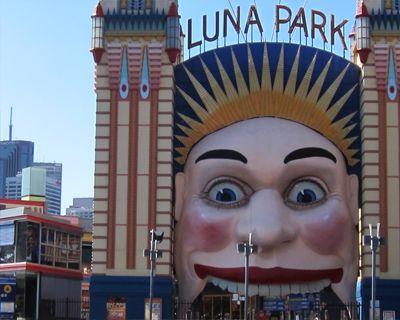 Luna park for Puerta 7 luna park