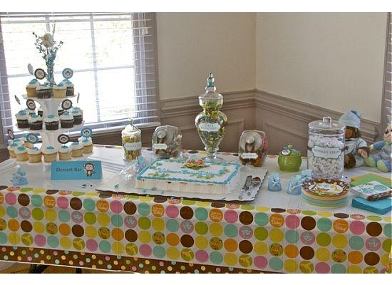 baby shower dessert bar ideas baby shower cake dessert bar party