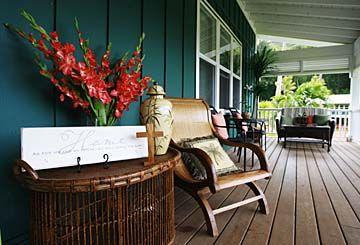 Hawaiian Plantation Style House Decor Pinterest