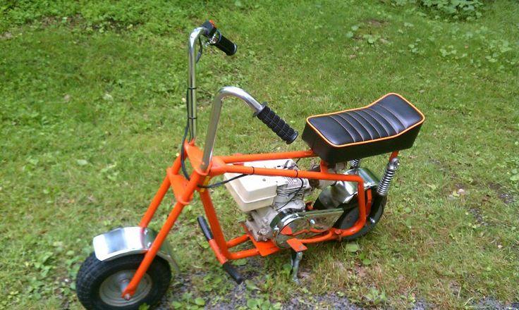 Sears mini bike bird or sears minibike