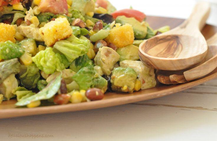 Macho Salad   Salads   Pinterest