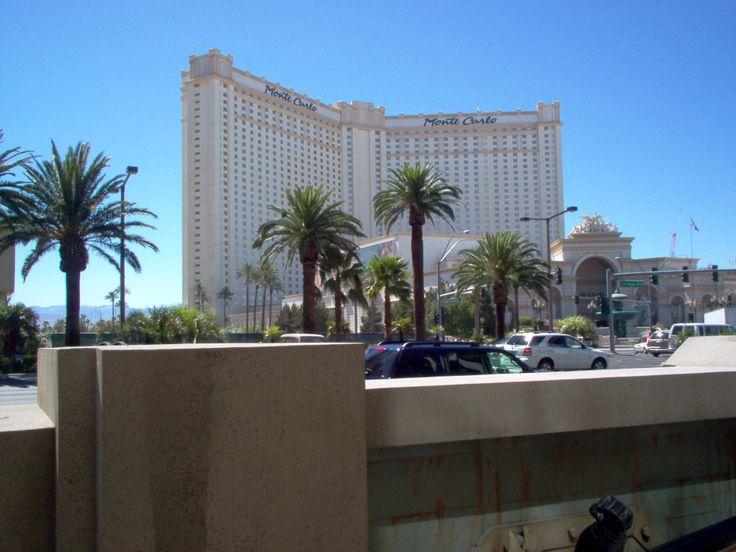 las vegas hotel monte carlo resort