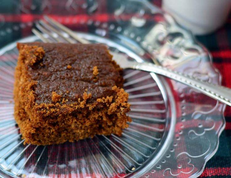 Old Fashion Gingerbread | Recipe