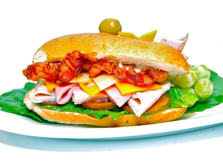 Classic Club Sandwich | Corporate | Pinterest