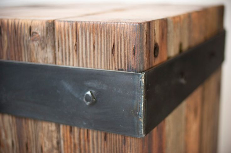 Steel Straps For Trim Around Wood Atx Design Ideas Pinterest