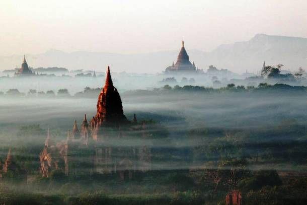 A Visit to Bagan, Myanmar