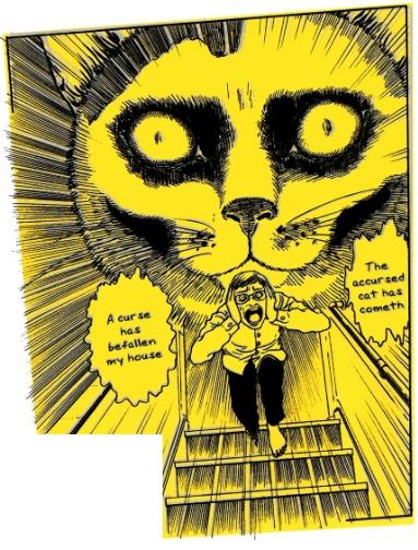 Junji S Cats