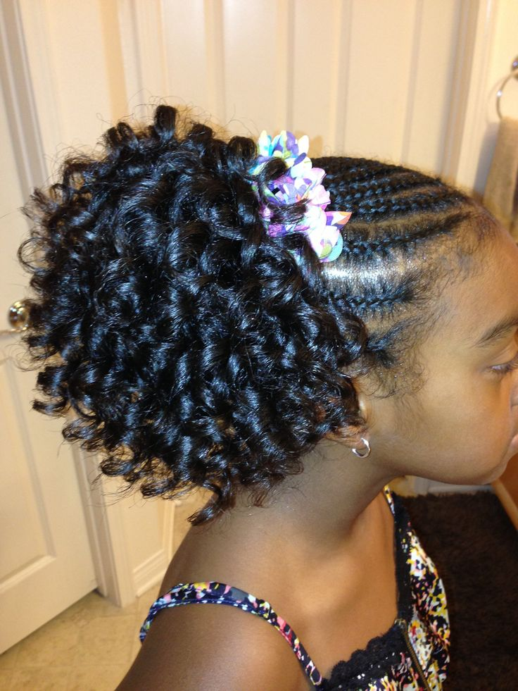 brandy norwood hairstyles : Picture day Hairstyles/braids for kids and adults Pinterest