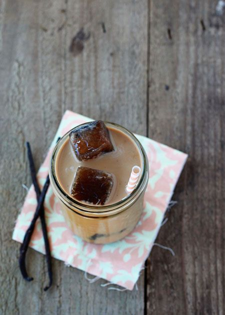 mens zippered wallets Maple Vanilla Iced Coffee  Recipe