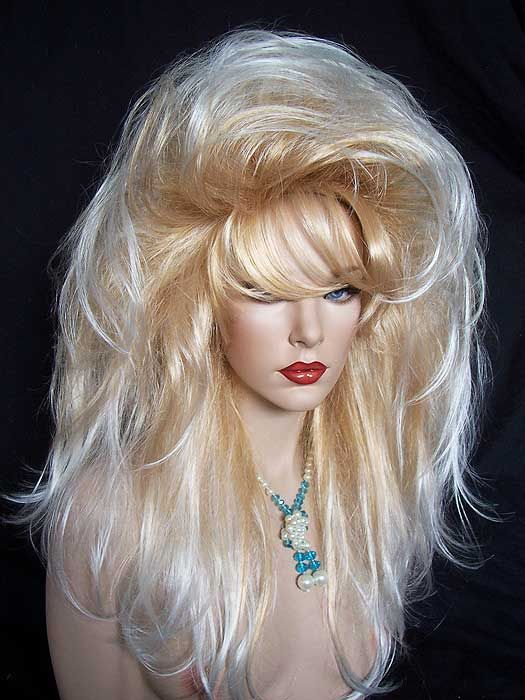 Wig Styling For Drag 38