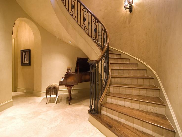 Mccollum custom homes interior photos home pinterest - Custom house interiors ...