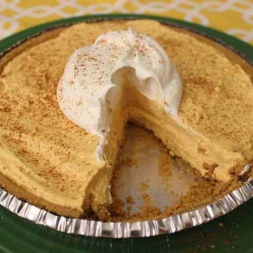 Pumpkin Cheesecake | JUST DESSERTS | Pinterest