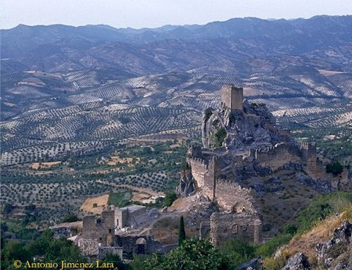 La Iruela Spain  city pictures gallery : Castillo de La Iruela. Cazorla Jaén | Castles and monuments of Spai ...