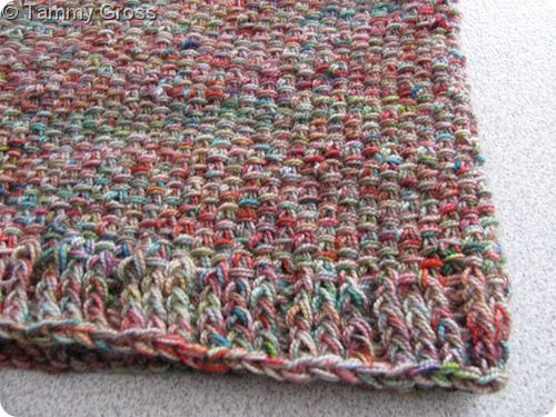 Linen stitch Knitting Pinterest