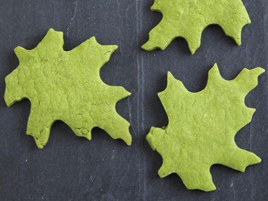 ... Tea Cookies, Jasmine Shortbread Sandwiches, Hibiscus Tea and Poppy