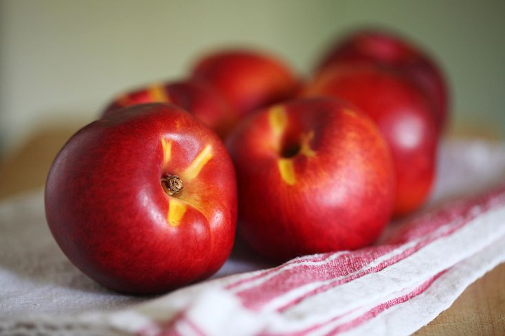 Grilled Nectarine Crumble Recipes — Dishmaps