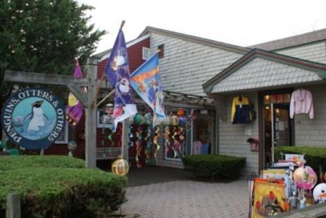 mystic seaport village shops