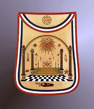symbolism in the masonic apron hand embroidered by madame lafayette in 1784 The legacy that developed through this affection led to the presentation of a special masonic apron at mt vernon in august of 1784 it was made of white satin and hand-embroidered by madame lafayette.