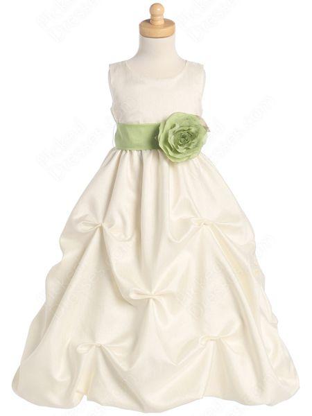 Wholesale Flower Girl Dresses 107