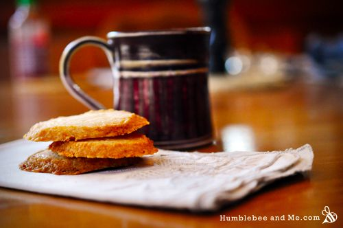 Scottish Canadian Maple Shortbread @Jessica Fresolone To go with the ...