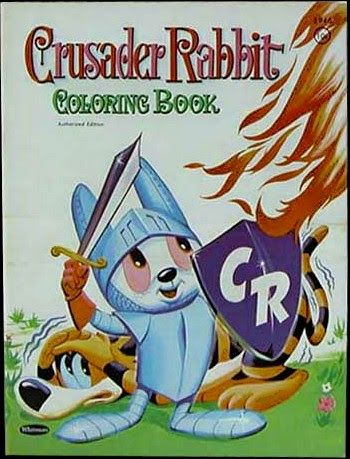 crusader rabbit essay