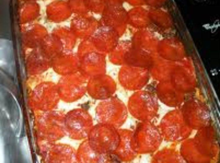 Pizza Casserole | Pasta / Italian Dishes | Pinterest