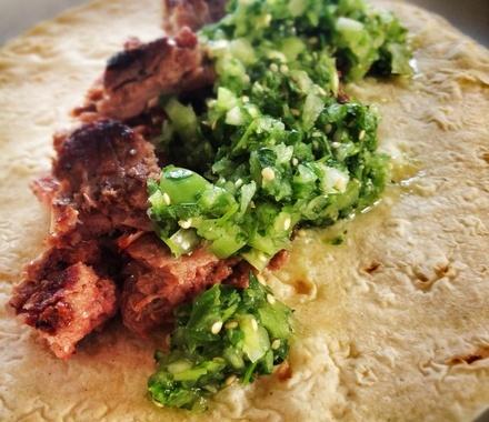 """How to Make Mexican Salsa Verde """"Cruda"""" - Snapguide"""