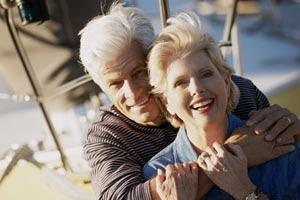 Matchmaking services for seniors
